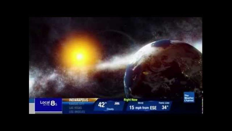 Крайности космической погоды 1 серия Венера
