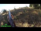 Охота.Голубь с подхода.Крым 2014 HD 1080p