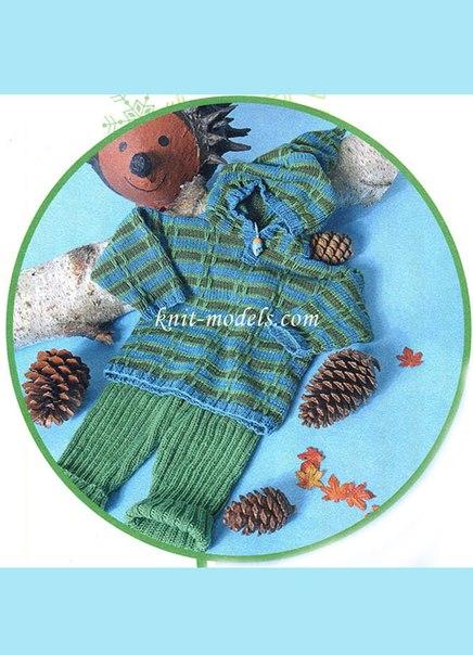 Детский комплект (3 фото) - картинка