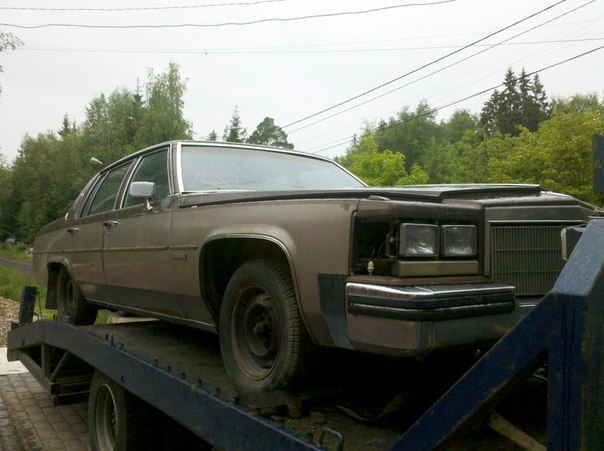 Chevrolet Caprice Classic Wagon 1989 from Russia I693mdvIEEs
