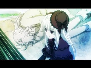[SHIZA] Проект К (1 сезон) / Key project TV - 13 серия [FruKt & Sonata] [2012]