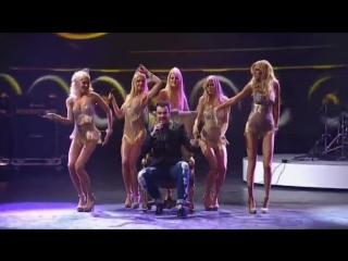 Филипп Киркоров feat. Мобильные блондинки - А что я такого сказала [Live] (2010)