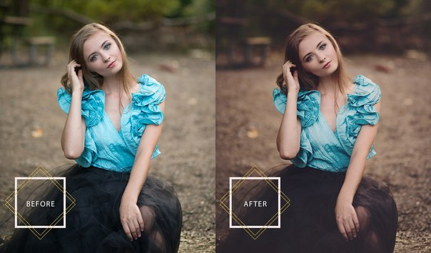 Preset Actions Collection for lightroom