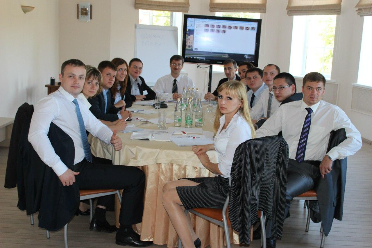 Тренинг в г. Алексеевка, Белгородской обл. 18, 19 сентября 2014 г.