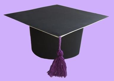 Шапочки выпускникам своими руками