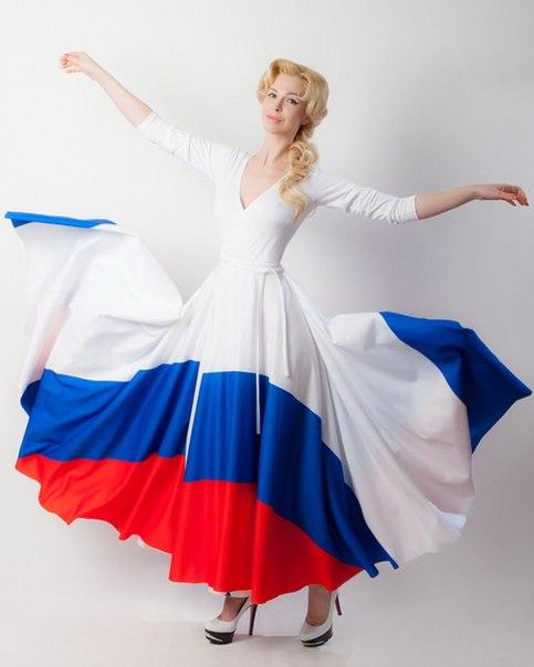 Платья в россии и