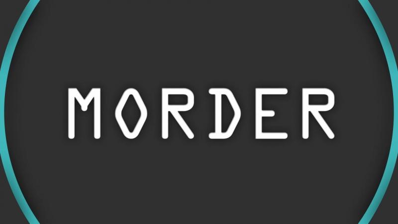 Morder intro