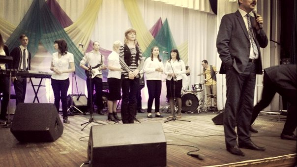 Worshipsession 2015 Энергодар