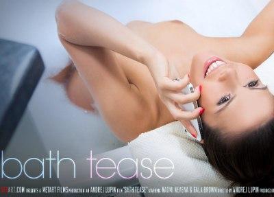 Bath Tease