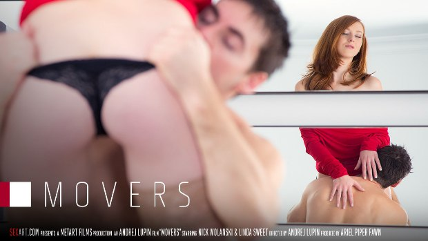 SexArt – The Movers –  Linda Sweet