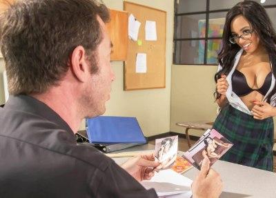 Horny Schoolgirl vs Perverted Teacher