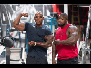 Flex Wheeler | Mike Rashid | LIFE