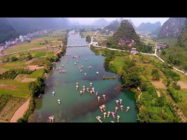 Stunning China (UNESCO World Heritage Sites of Guilin and Yangshuo)