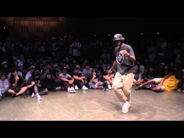 MAMSON(Serial Stepperz) vs Kyo(TERM-INAL) BEST4 HOUSE / DANCE@LIVE 2016 CHARISMAX KANTO