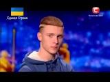 Украина мае талант 6 Самый быстрый рэп Рекорд Украины Донецк 22 03 14
