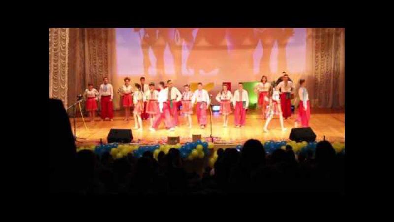 ФКІТ - Український танець (Ліра 2015)