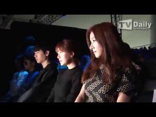 [2015.03.21] Kim So Eun 김소은 attended 2015 F/W Seoul Fashion Week 서울패션위크