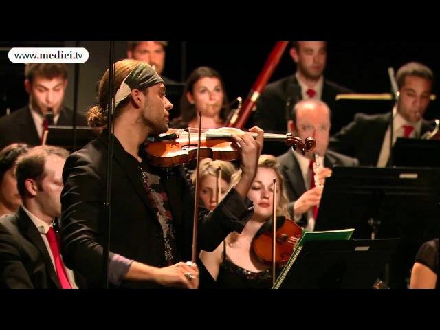 David Garrett, Gábor Takács-Nagy and the Verbier Festival Chamber Orchestra perform Beethoven