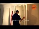 Правильный монтаж межкомнатной двери своими руками