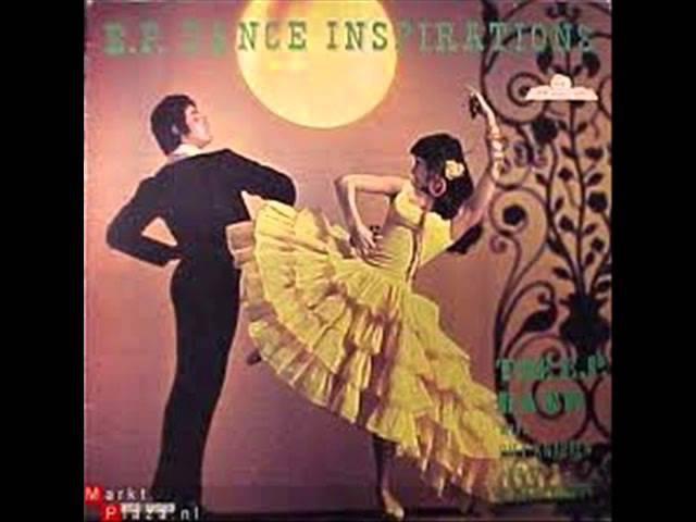 E.P. Band With Piet Knarren LP Dance Inspirations 1973 Remasterd By B.v.d.M 2013