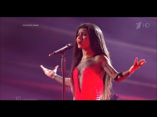 Aminata - Love Injected (Latvia) 2015 Eurovision Semi-Final 2 LIVE