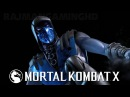 Mortal Kombat X - Blue Steel Sub-Zero Gameplay (60fps) [1080p] TRUE-HD QUALITY