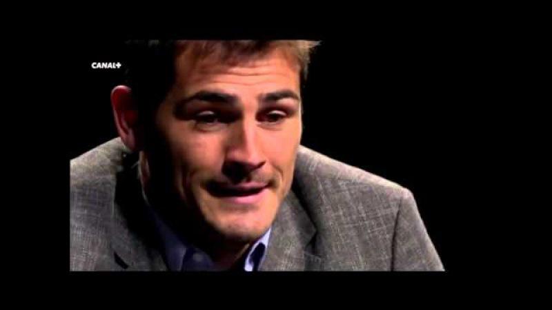 Entrevista Iker Casillas en Canal por Iñaki Gabilondo
