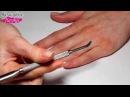 Подготовка ногтей к нанесению гель лака СЕКРЕТЫ ПОДСКАЗКИ МЫСЛИ