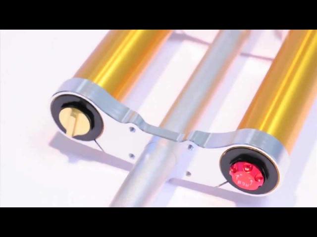 KOWA Suspension - GF inverted Fork | www.alutech.it