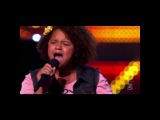 Rachel Crow X factor USA If I were a boy audition