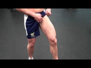 Quads, Glutes & Calves Contraction Home Workout with Scott Herman - No Weights (4 of 7)