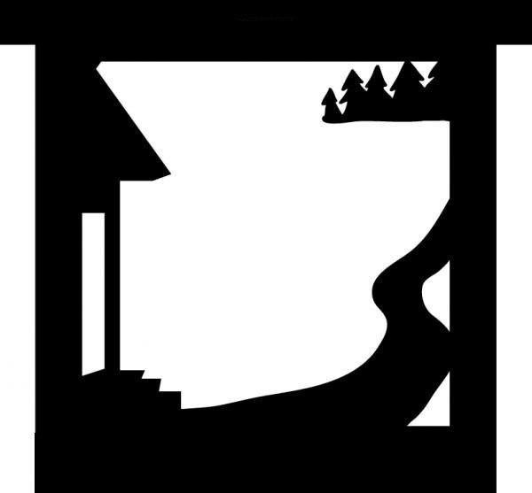 Колобок теневой театр из бумаги шаблоны для печати