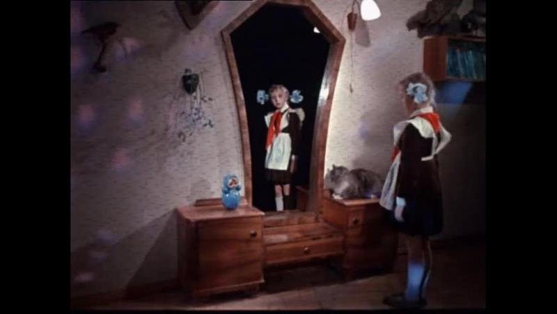 Королевство кривых зеркал 1963 смотреть онлайн или