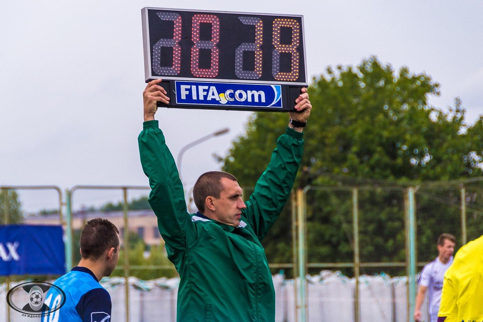 АК Ждановичи - Ошмяны