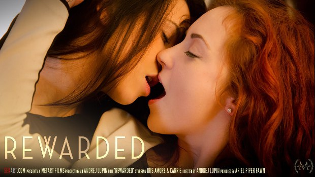 SexArt – Rewarded – Carrie A, Iris Amore