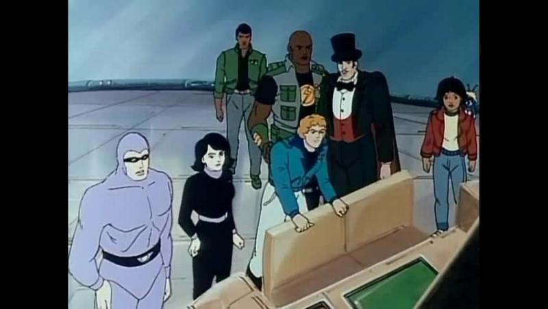 Защитники Земли Defenders of the Earth[1986][58 из 65][ENG]