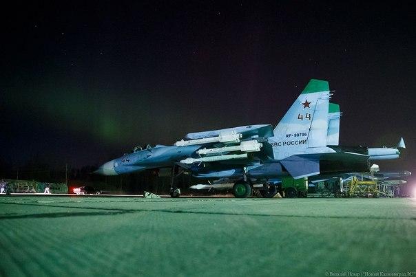 سرب كالينينغراد - أخطر 7 مقاتلات سو 27 في العالم - - صفحة 2 2Q1HzwvUZL4