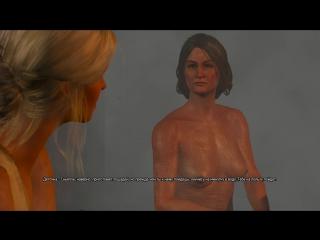 ведьмак 3 - игра для извращенцев. Женская баня