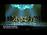 Kruti Dance Academy Concert 2013 - Rasiya (Movie: Qurbaan starring Kareena Kapoor, Saif Ali Khan)
