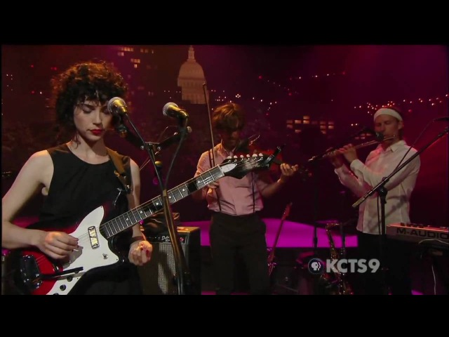 St Vincent - The Party on ACL