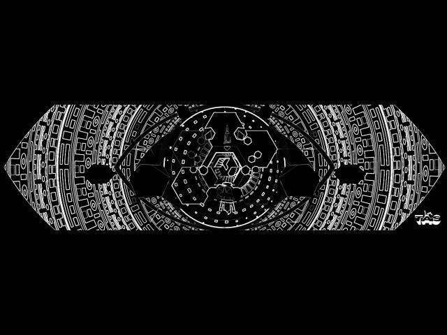 TAS - Spiral Mood HD (visual live mixing demo)