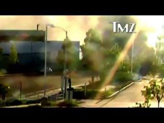 Как погиб ПОЛ УОКЕР: момент аварии с актером попал на видео