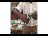 Как сделать цветок из бумаги!