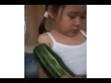 Дети вегетарианцев))