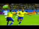 GOL HISTÓRICO BRASIL 4X1 ARGENTINA 2005 - ADRIANO