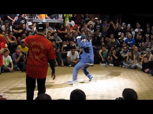 Circle Kingz - Hulk and Poter vs Zulu Kingz China
