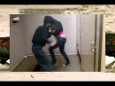 Женская драка в туалете