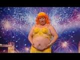 Peter Coghlan aka Mamma Trish - Britain's Got Talent 2009 - Cardiff