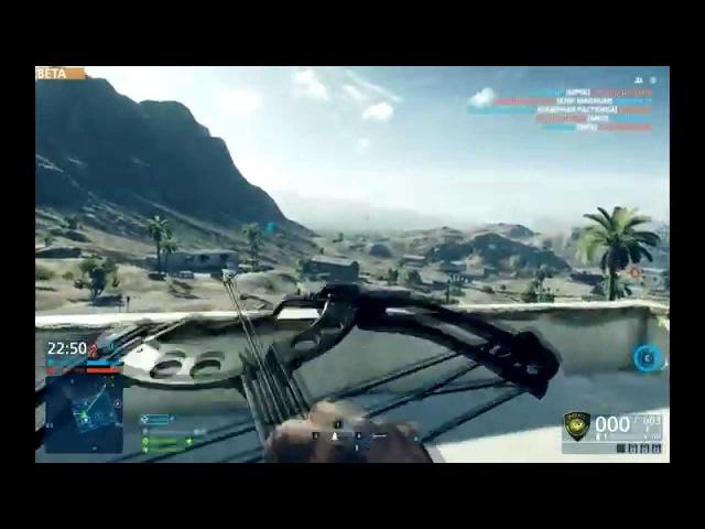 Battlefield Hardline с NVIDIA | SNIPER | by CHIV