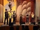 A'cappella ExpreSSS в Пущино, 2008 г.